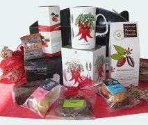 Hot Chocolate Gift Hamper Box Free Delivery North Shore Auckland Wide
