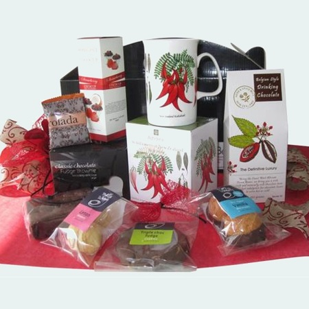 Snuggle Up Hot Chocolate Gift Box