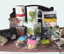 Cappucino Gift Box Coffee Hamper Free Delivery North Shore Auckland Wide