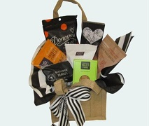 Sweet and Savoury Snack Gift Basket. Free Delivery Auckland Wide.