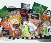 Gourmet Gift Basket Snacks Free Delivery North Shore Auckland Wide