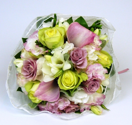 Tickled Pink Posy