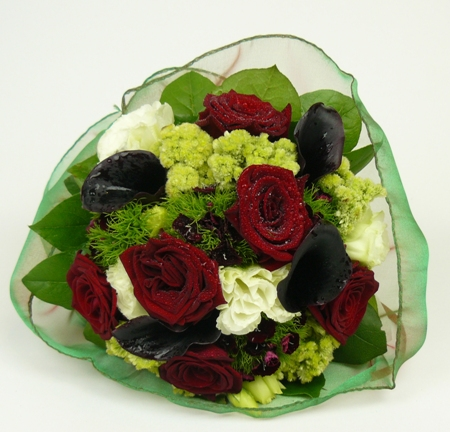 Ruby Posy - FREE Delivery in Auckland