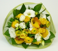 Posy of flowers Mothers Day Florist Takapuna North Shore Auckland.